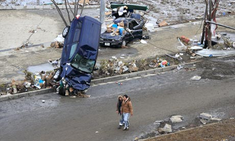 Japan-earthquake-and-tsunami